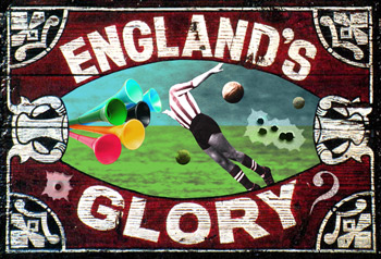 England knocked out !