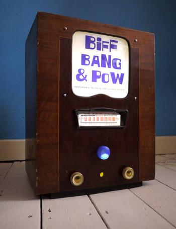 Biff Bang & Pow